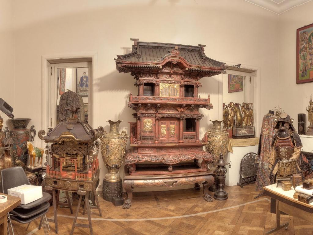 Museo Nacional De Artes Decorativas Telefono